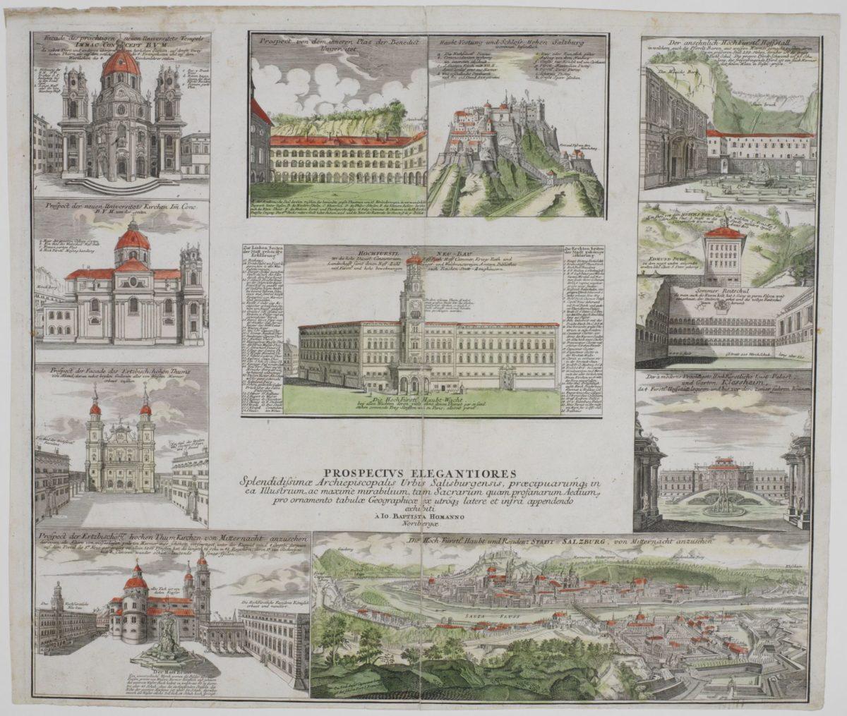 "Der Städte-Atlas ""Prospectus elegantiores"""