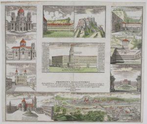 Prospectus Elegantiores © Archiv der Erzdiözese Salzburg