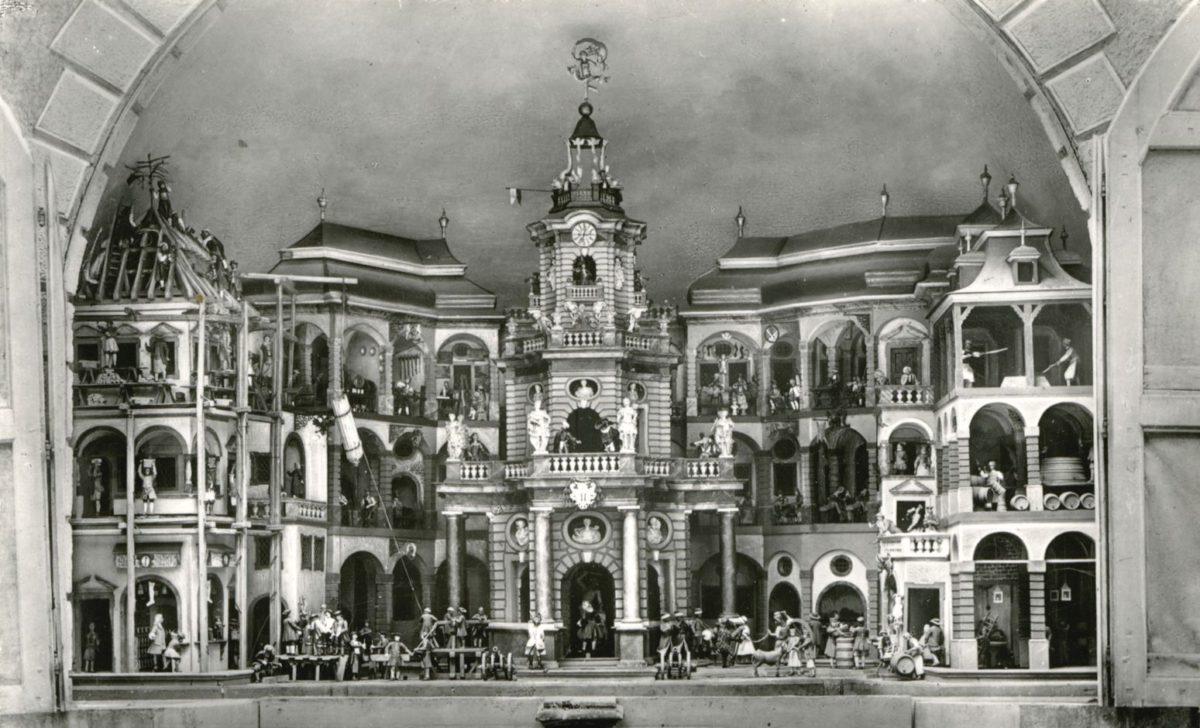 Das Mechanische Theater in Hellbrunn