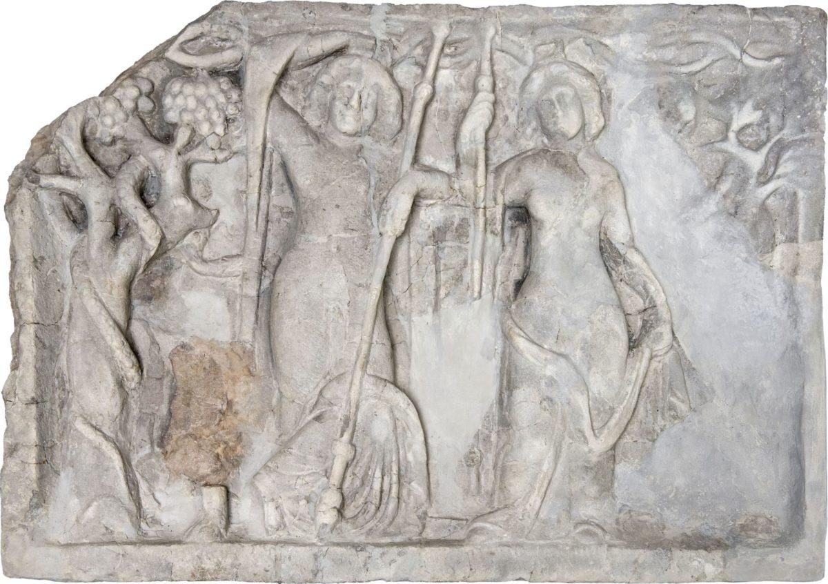 Das römische Dionysos-Ariadne-Relief