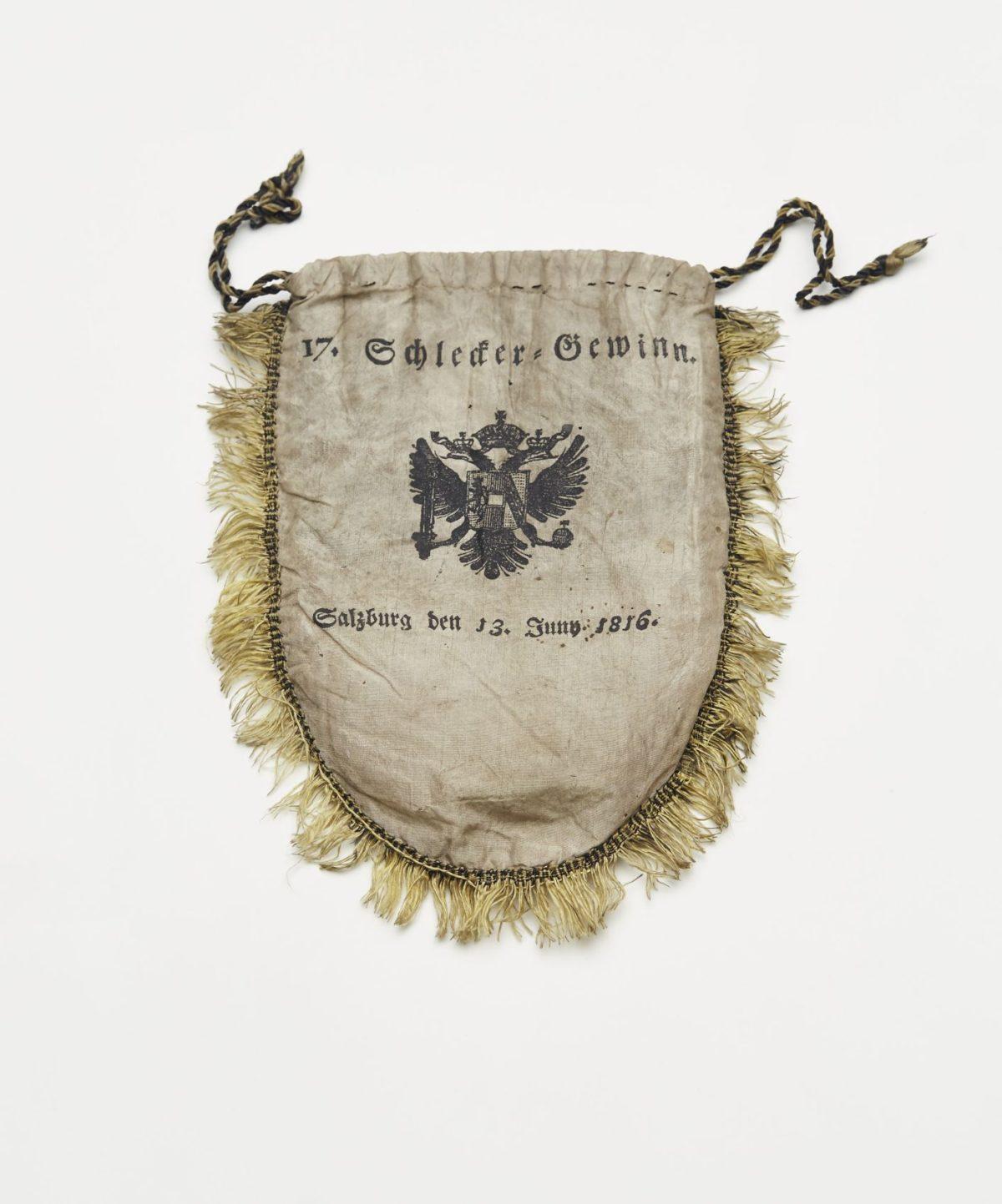 Huldigungs-Schießen 1816: Ein Schlecker-Gewinn