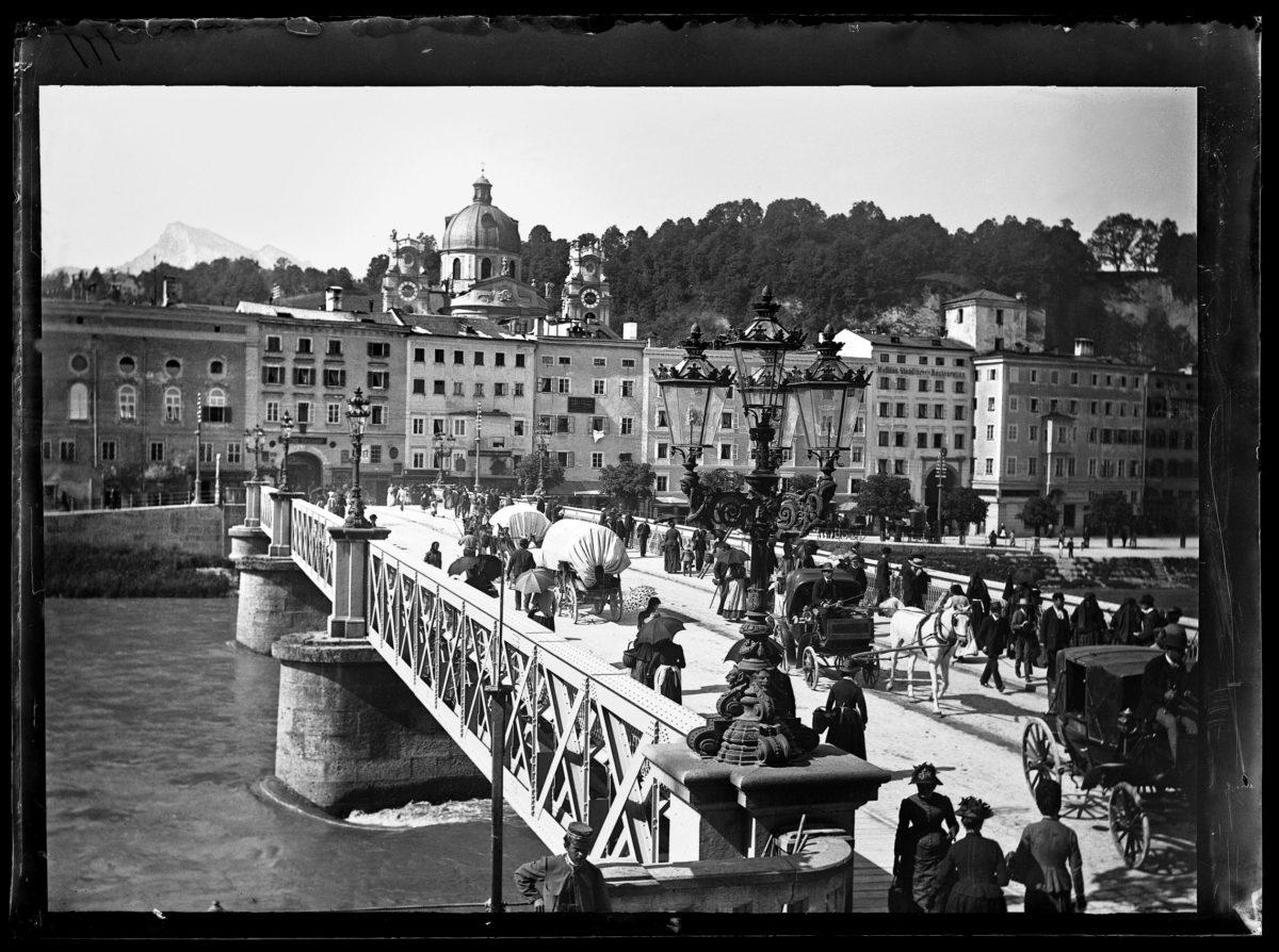 Stadtbrücke vom Platzl