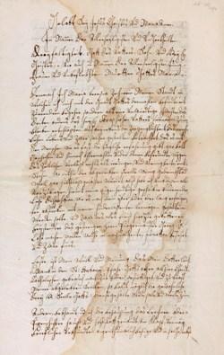 Das Testament der Maria Theresia Zechner