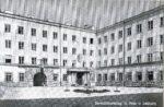Hofansicht des Kollegs St. Benedikt (1926, B641) © Archiv St. Peter