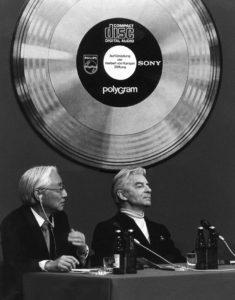 CD-Präsentation (Siegfried Lauterwasser, Karajan®-Fotoarchiv)