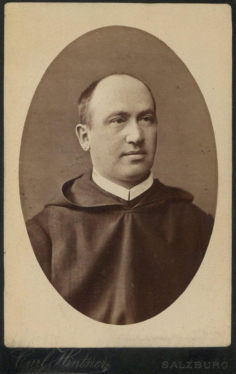Namenstagbrief an Pater Gabriel Pacholik