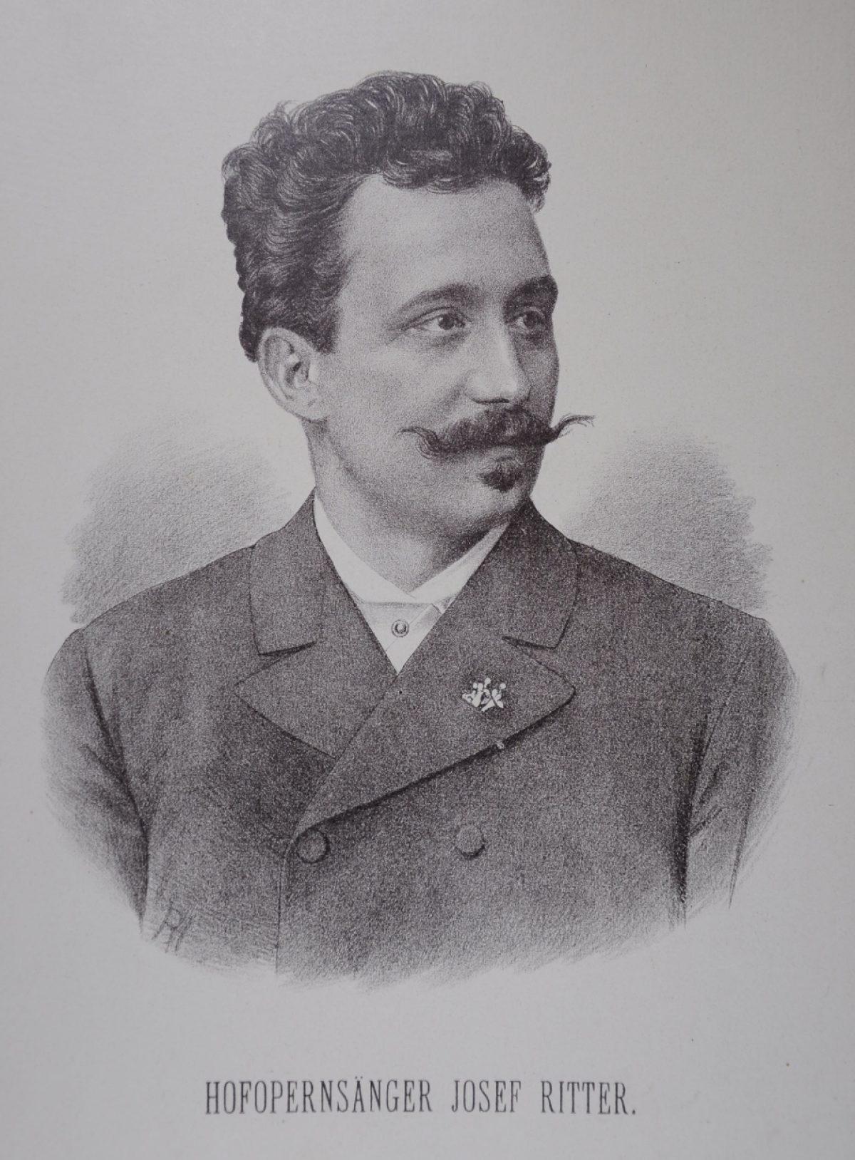 Josef Ritter: Ein Opernstar aus Salzburg