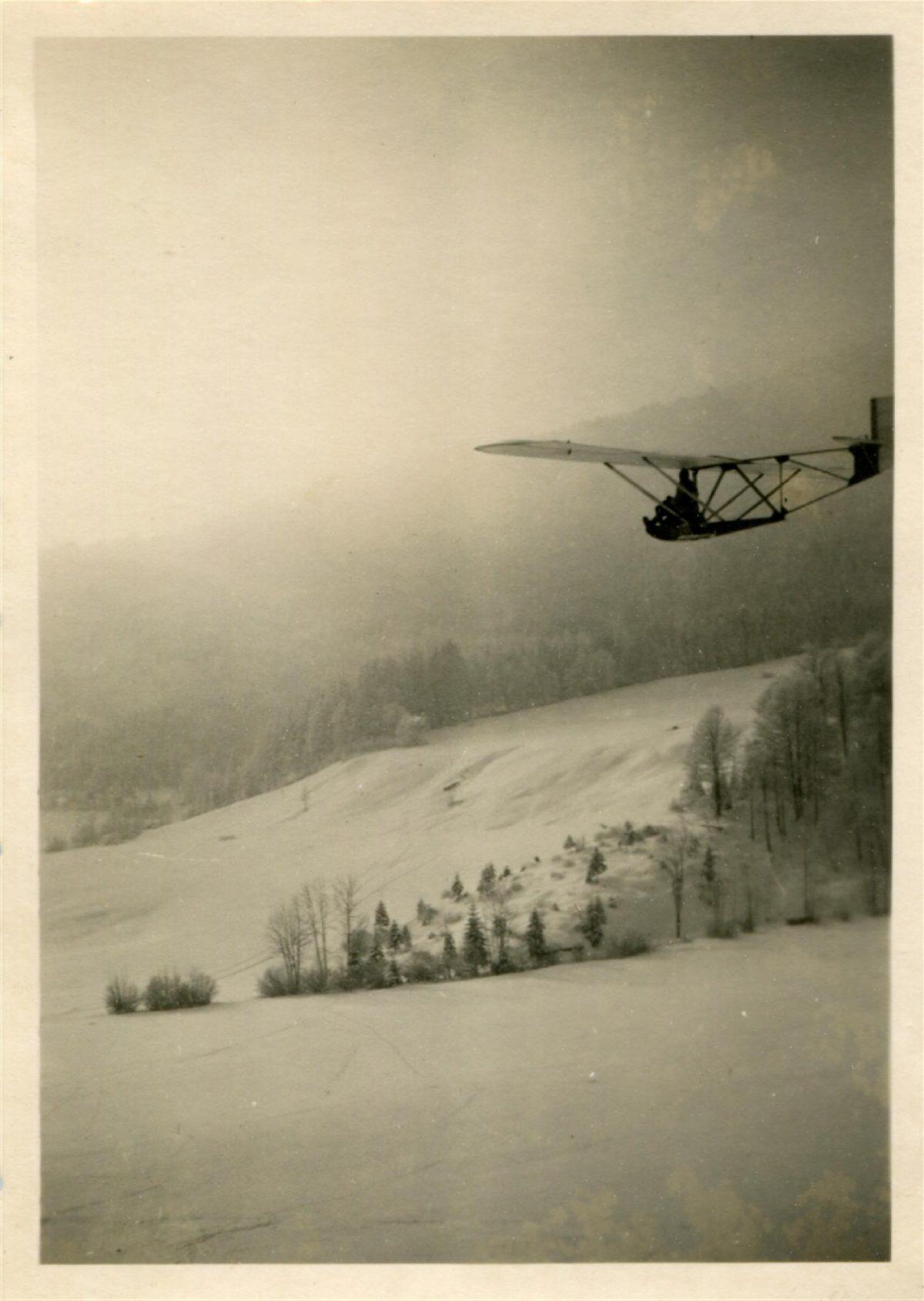 Segelflug am Gaisberg: Die Anfänge der Segelfliegerei am Hausberg der Salzburger